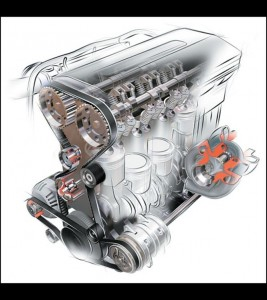 MCU-Motor